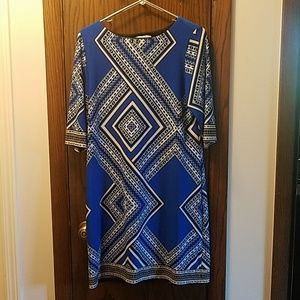 Studio One dress - will look great paired w/belt
